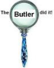 The Butler Did It! custom content writing, editing, and online presence management logo